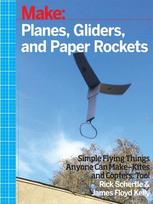 cover image of Planes, Gliders and Paper Rockets