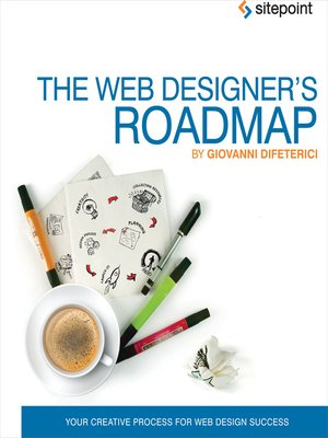 cover image of The Web Designer's Roadmap