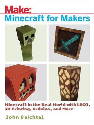 cover image of Minecraft for Makers