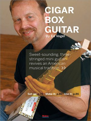 cover image of Cigar Box Guitar