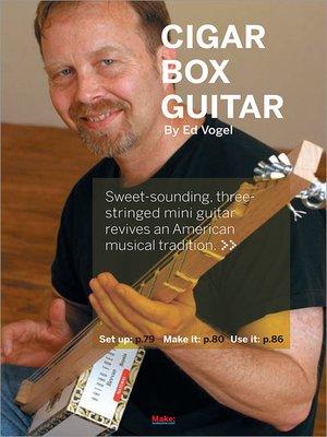 cover image of Cigar Box Guitar