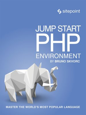 cover image of Jump Start PHP Environment