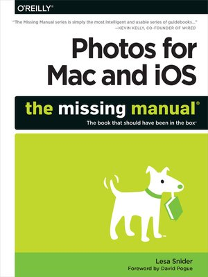 cover image of Photos for Mac and iOS