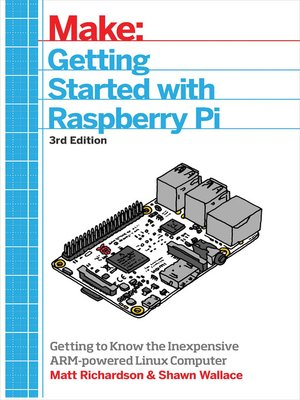 cover image of Getting Started With Raspberry Pi