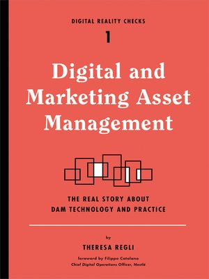 cover image of Digital and Marketing Asset Management