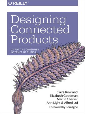 cover image of Designing Connected Products