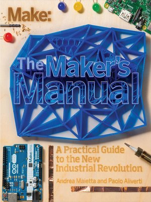 cover image of The Maker's Manual
