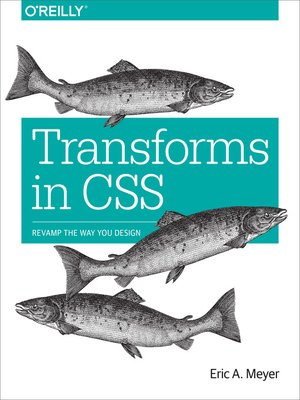 cover image of Transforms in CSS