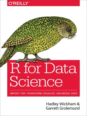 cover image of R for Data Science