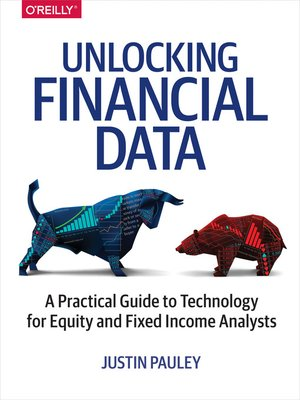 cover image of Unlocking Financial Data