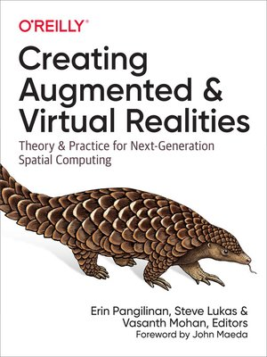 cover image of Creating Augmented and Virtual Realities