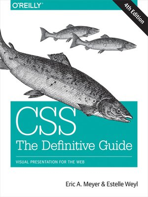 cover image of CSS