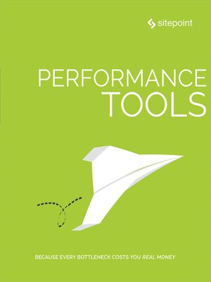 cover image of Performance Tools