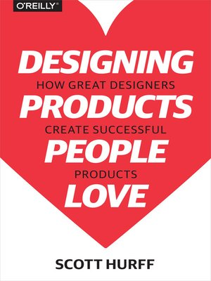 cover image of Designing Products People Love