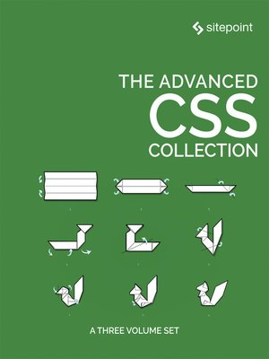 cover image of The Advanced CSS Collection