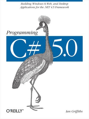 cover image of Programming C# 5.0