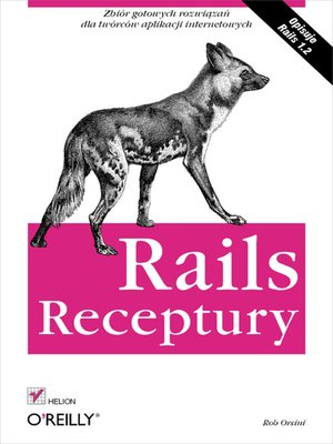 cover image of Rails. Receptury