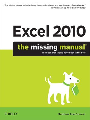 cover image of Excel 2010