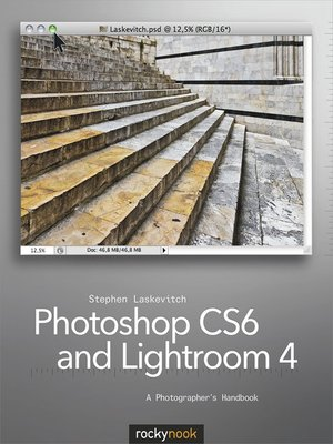 cover image of Photoshop CS6 and Lightroom 4