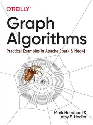 cover image of Graph Algorithms