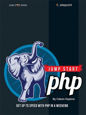 cover image of Jump Start PHP