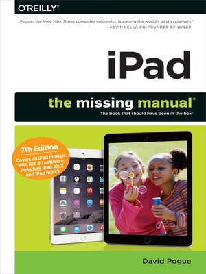 cover image of iPad