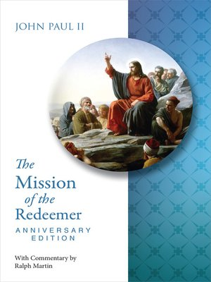 cover image of Mission of the Redeemer Anniversary Edition