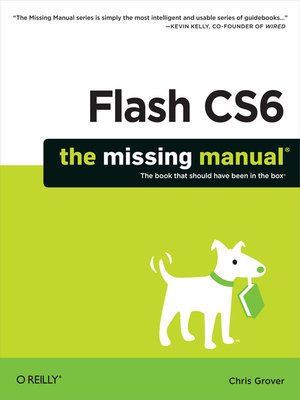 cover image of Flash CS6