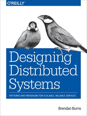 cover image of Designing Distributed Systems