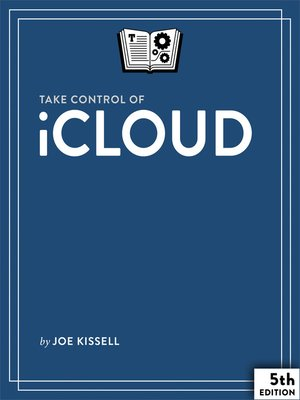 cover image of Take Control of iCloud
