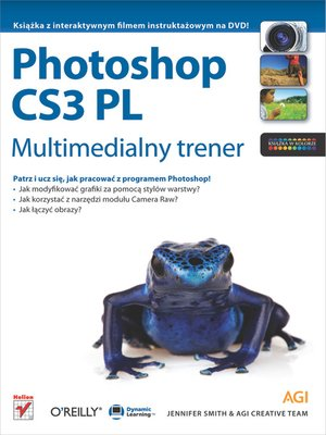cover image of Photoshop CS3 PL. Multimedialny trener
