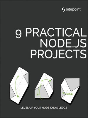 cover image of 9 Practical Node.js Projects