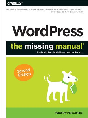cover image of WordPress