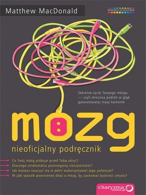 cover image of M?zg. Nieoficjalny podr?cznik