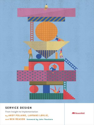 cover image of Service Design