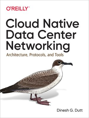 cover image of Cloud Native Data Center Networking