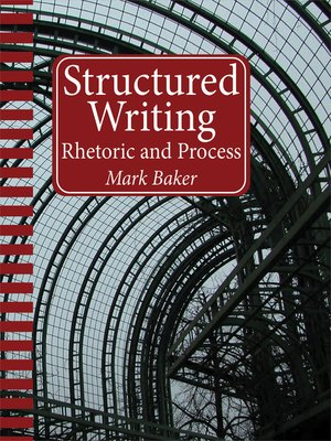 cover image of Structured Writing