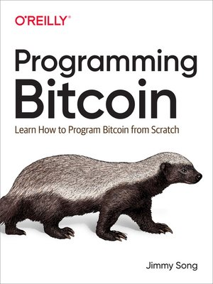 cover image of Programming Bitcoin