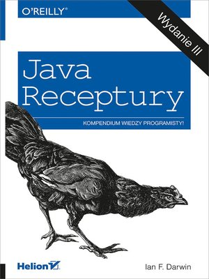 cover image of Java, Receptury