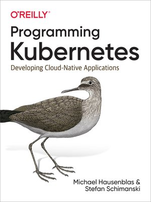 cover image of Programming Kubernetes