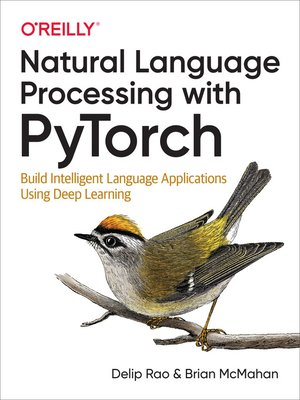 cover image of Natural Language Processing with PyTorch