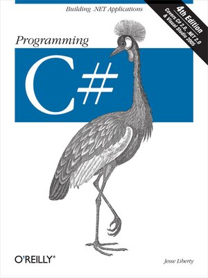 cover image of Programming C#