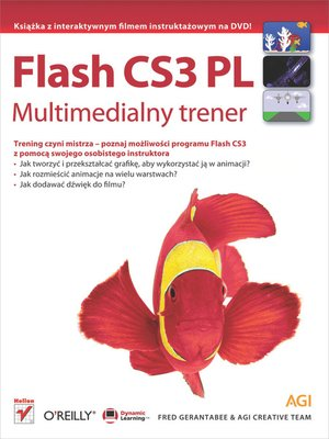 cover image of Flash CS3 PL. Multimedialny trener