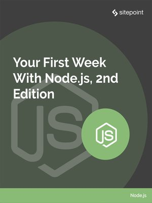 cover image of Your First Week With Node.js