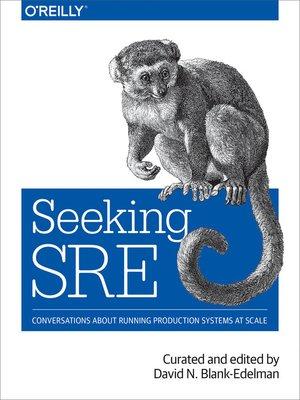 cover image of Seeking SRE