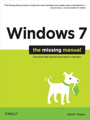 cover image of Windows 7