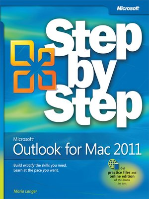 cover image of Microsoft® Outlook® for Mac 2011 Step by Step