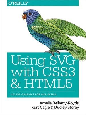 cover image of Using SVG with CSS3 and HTML5