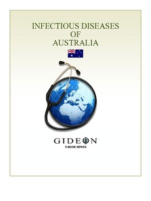 cover image of Infectious Diseases of Australia 2010