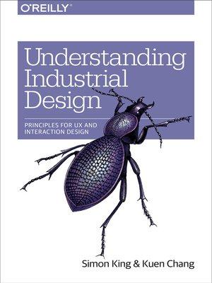 cover image of Understanding Industrial Design